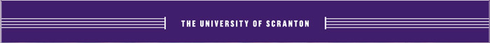 We would like to share three great opportunities at The University of Scranton available to students at your school.